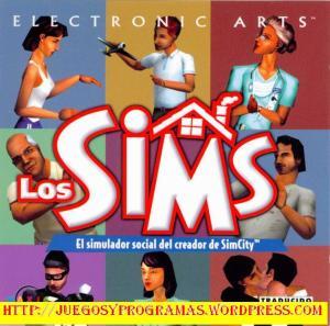 Carátula Los Sims 1
